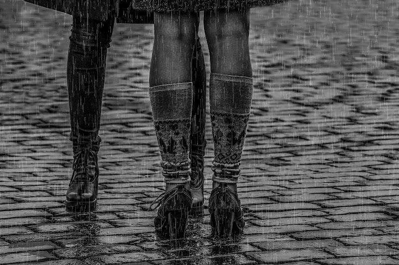 Incontri sotto la pioggia di Dan57