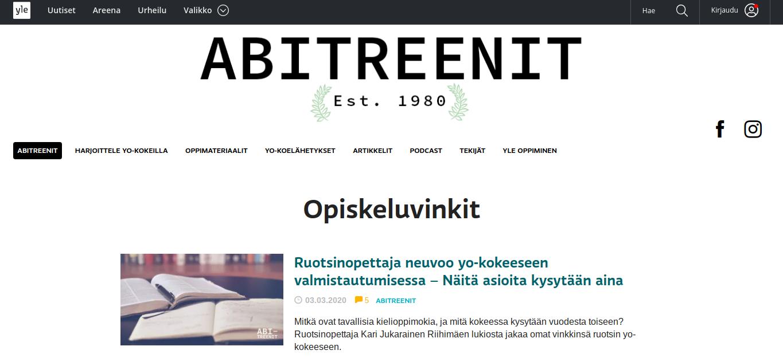 abitreenit