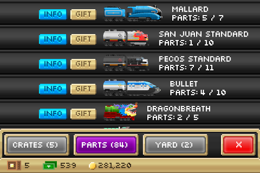 Pocket Trains 1.3.6 screenshots 4