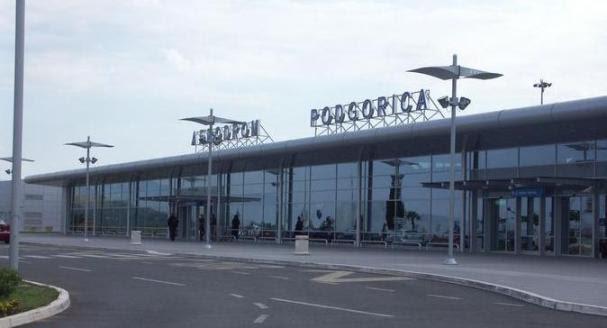 Aeroporto de Podgorica