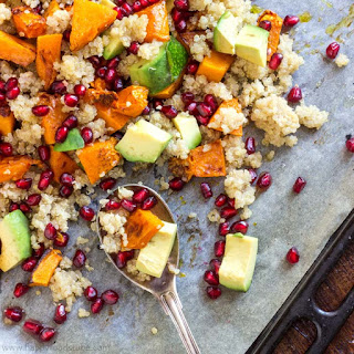 Roasted Butternut Squash And Quinoa Recipes