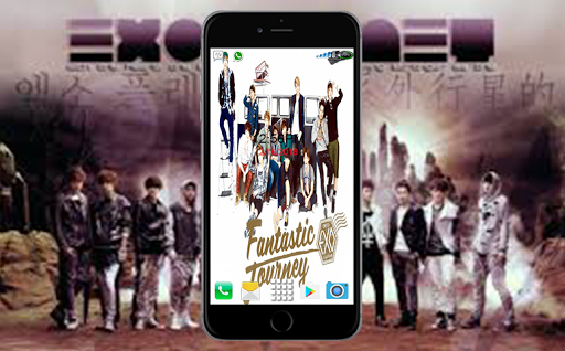 Exo Hd Wallpapers Kpop Apk Download Apkpureco