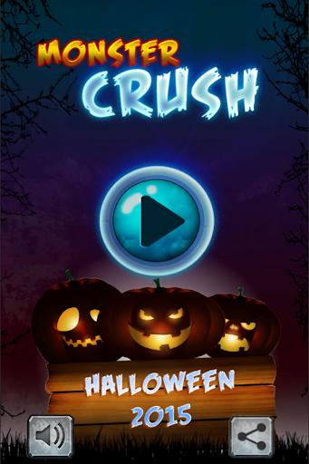 Monster Crush Halloween
