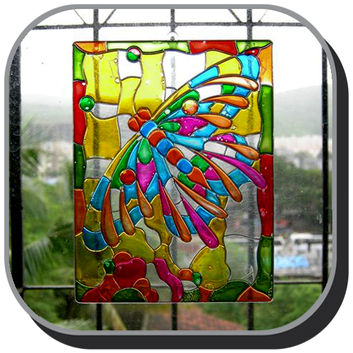Glass Painting Patterns And Ideas