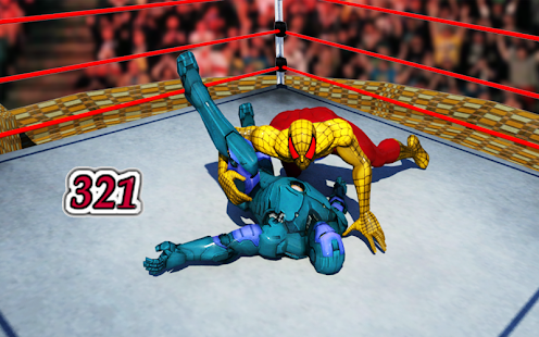 [Download Grand Superheroes Ring Battle for PC] Screenshot 10