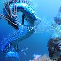 Aqua Dragon-DRAGON PJ Free icon