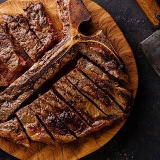 Beef Steak With Garlic Sauce Recipes
