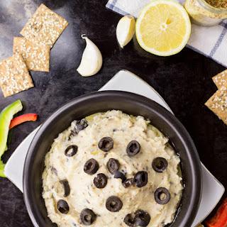 High Protein White Bean Dip (10 Minutes, Vegan)