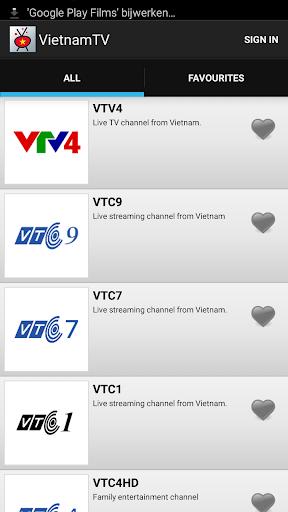 Vietnam Live TV