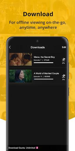 Viu: Korean Drama, Variety & Other Asian Content screenshot