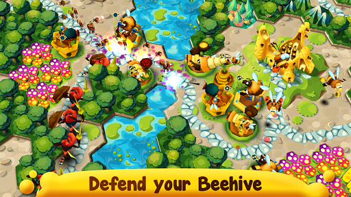 BeeFense - Tower Defense