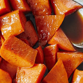 Candied Sweet Potatoes With Pineapples Recipes.