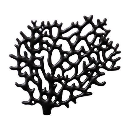 Smyckeshängare Korall Svart Bosign