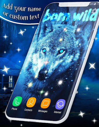 download wolf live wallpaper hd on pc mac with appkiwi apk downloader