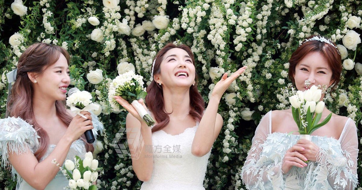 Here Are The Celebrities Who Were At S E S Bada S Wedding Koreaboo