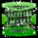 Fractal Дум Keyboard тема icon