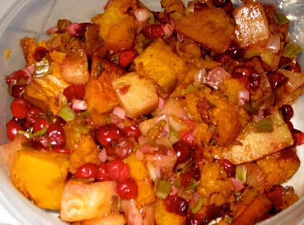 Candied Sweet Potato Side Dish.