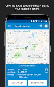 Save Location GPS v4.9 [Premium] APK 1