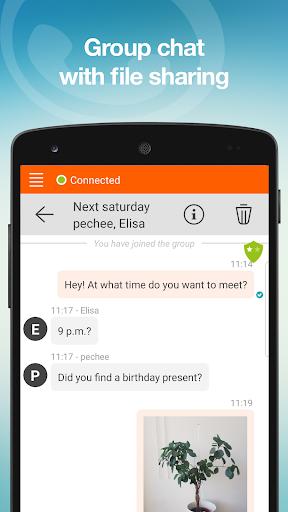 Linphone Video  screenshot 3
