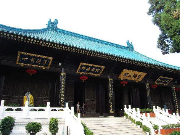 City God Temple of Xian