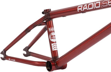 Radio S6 BMX Frame - Matte Translucent Orange alternate image 1