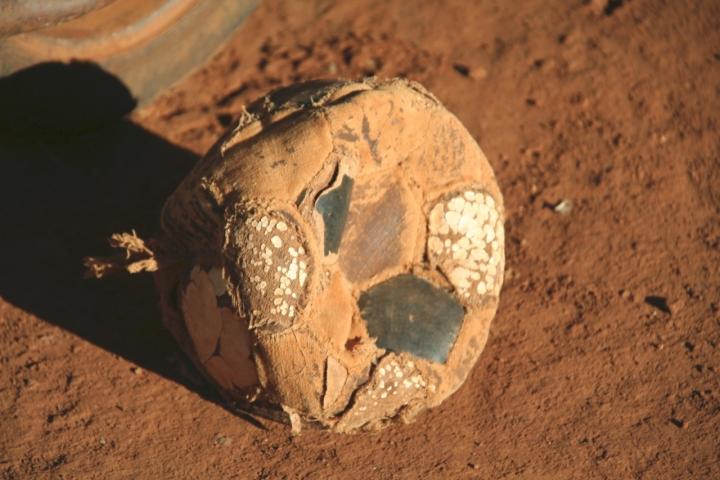Pallone sud africano per il mondiale2010 di guido
