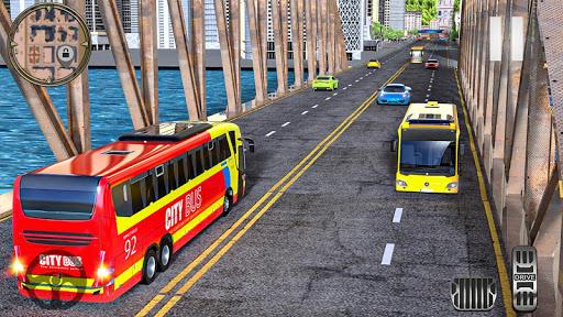 Modern City Coach Bus Driving Simulator: Bus Rider V1.0.7 screenshots 4