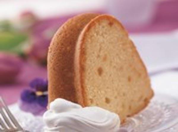 Oh So Easy Pound Cake... Recipe