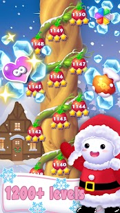 Ice Crush 2020 -A Jewels Puzzle Matching Adventure Screenshot