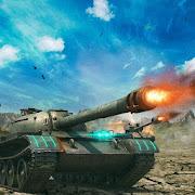Tank Titans Attack - War Tanks Shooting Game 3D