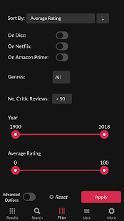 Best Netflix Movies - Search Netflix Movies Capture d'écran