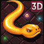 Download 3D Snake . io apk