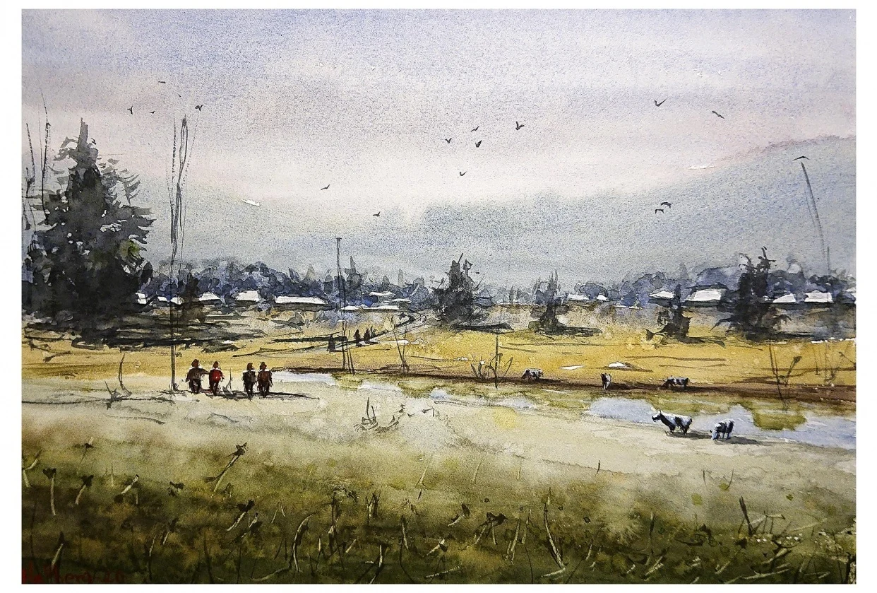 Student work by Adam Hallberg