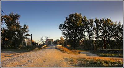 Photo: Turda - Str. Constructorilor - Pod peste Raul Aries - 2018.10.06