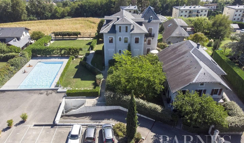 Maison avec piscine Tresserve