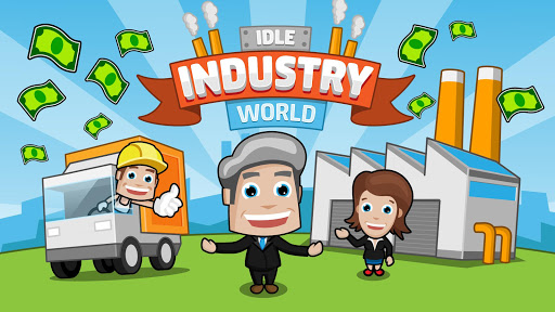 Idle Industry World - screenshot