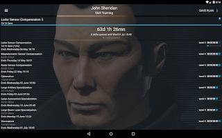 Screenshot of Evanova for EVE Online