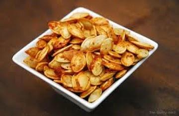 Charli's Famous Pumpkin Seeds Recipe