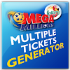Megamillions Multiple Tickets Generator