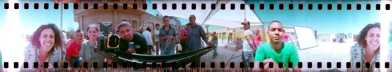 "Photo: From the Filming Set of ""Farsh w Ghata"" Dir: Ahmad Abdalla © Film Clinic & Mashroua 2012 By Tarek Hefny www.Tarekhefny.com @3otared"