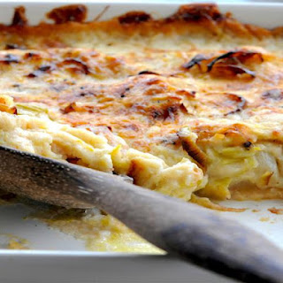 Baked Leeks And Cauliflower Recipes