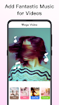 screenshot of Video Editor & Star Maker,Magic Effects- MagoVideo