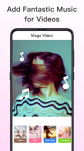 Video Editor & Star Maker,Magic Effects- MagoVideo Screenshot