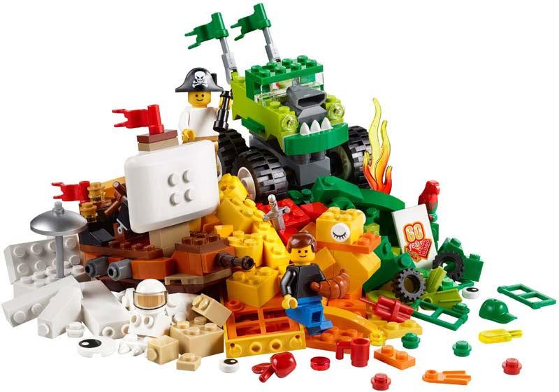 Contenido de Lego® 10405 Misión a Marte
