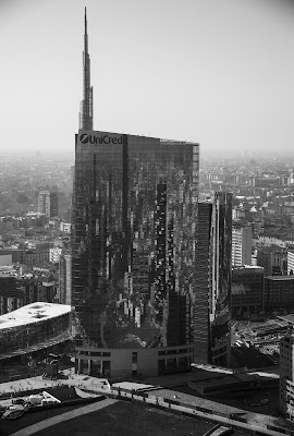 Milano black and white di Doriana Frau