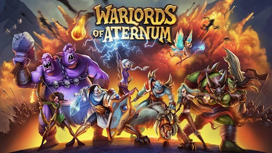 Warlords Of Aternum Mod Apk 1.16.0  (Unlimited Lives/Damage) 1