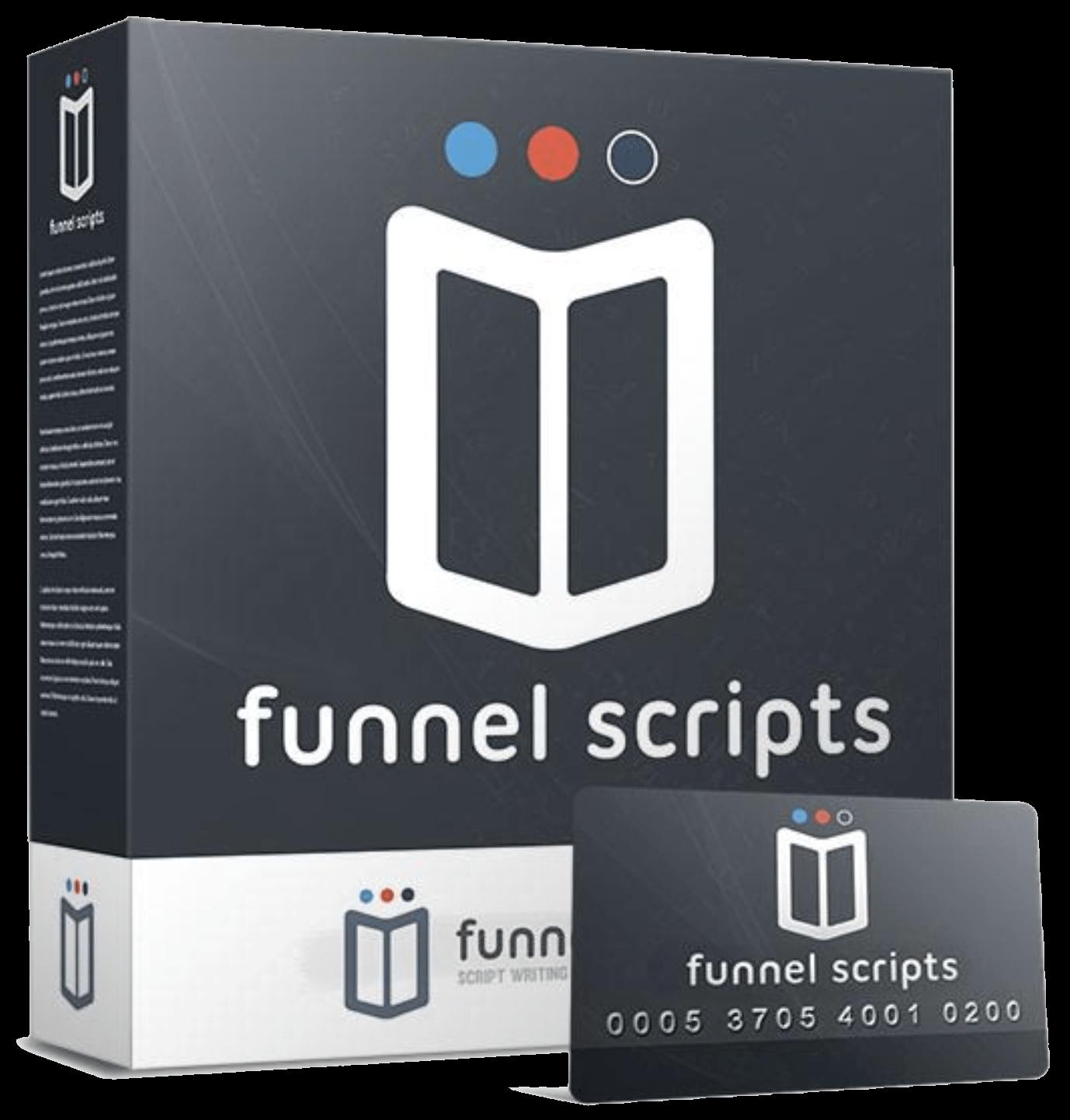 The Funnel Script Package commercial bundle software