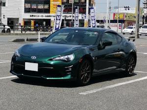 """86  GT """"British green Limited""""のカスタム事例画像 まるさんの2020年06月26日11:29の投稿"""