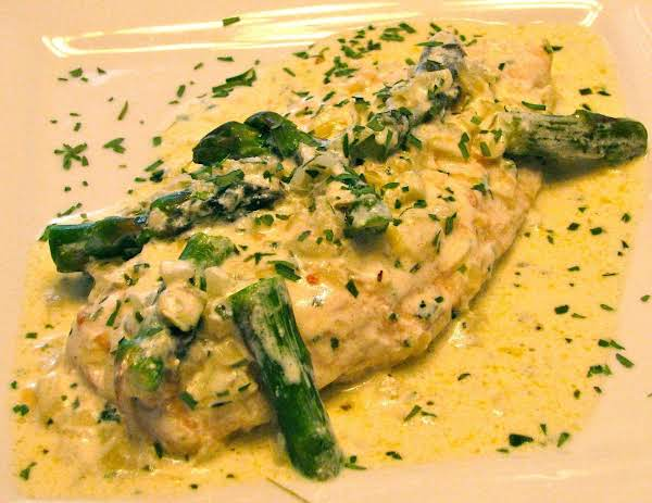 Tarragon Chicken Recipe