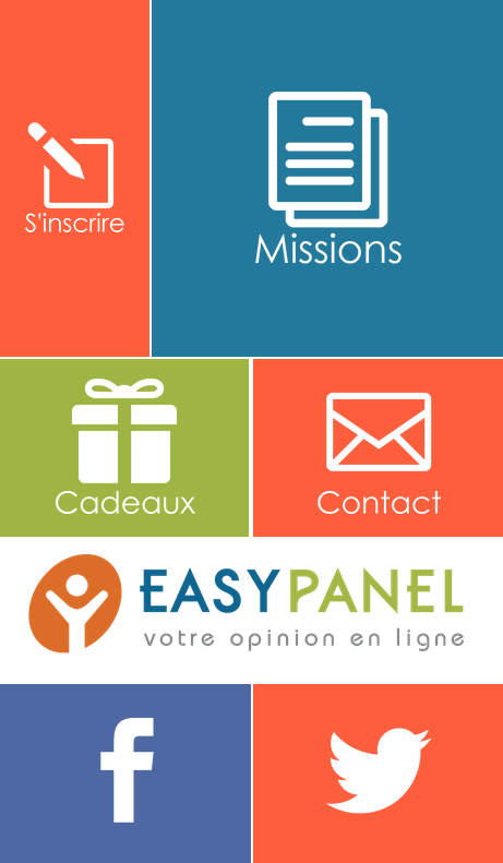 EasyPanel – Capture d'écran